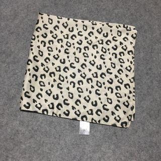 ローリーズファーム(LOWRYS FARM)のレオパード スカーフ(バンダナ/スカーフ)