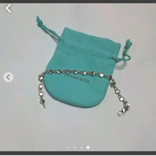 ティファニー(Tiffany & Co.)のティファニー ハート ブレスレット(ブレスレット)