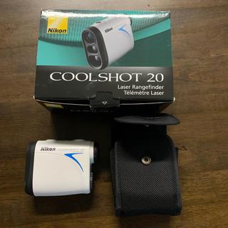 ニコン(Nikon)のcoolshot20(その他)