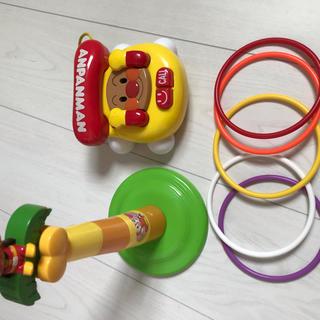 バンダイ(BANDAI)のアンパンマン グッズ(知育玩具)