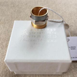 マルタンマルジェラ(Maison Martin Margiela)のMaisonMargiela 指輪(リング(指輪))