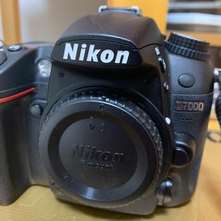 Nikon - d7000 セット 元箱付き