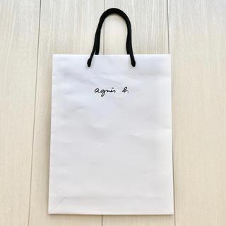 アニエスベー(agnes b.)のアニエスベー ショップ袋 ショッパー 紙袋(ショップ袋)