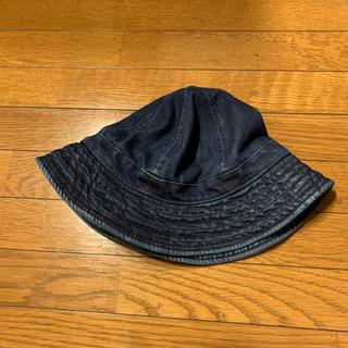 ユニクロ(UNIQLO)の帽子(麦わら帽子/ストローハット)