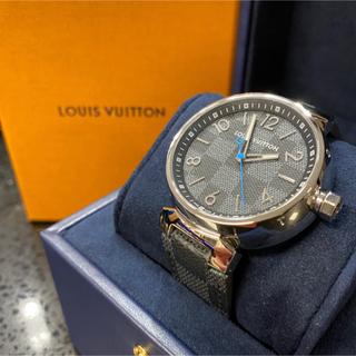 ルイヴィトン(LOUIS VUITTON)の【美品】LOUIS VUITTON 腕時計 (腕時計(アナログ))