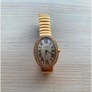 Cartier - カルティエ ベニュワール SM ダイヤ ダイヤモンド 時計 新型 レディース