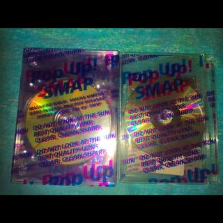 スマップ(SMAP)のSMAP/Pop Up!SMAP LIVE!思ったより飛んじゃい  追加!(アイドルグッズ)