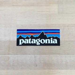 パタゴニア(patagonia)のpatagonia パタゴニア P-6ステッカー P6ロゴ(その他)
