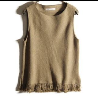 プラージュ(Plage)のPlage linen top(シャツ/ブラウス(半袖/袖なし))