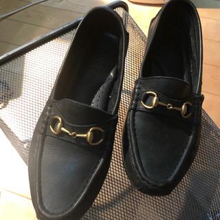 グッチ(Gucci)のGUCCI グッチ ローファー シューズ36サイズ(ローファー/革靴)