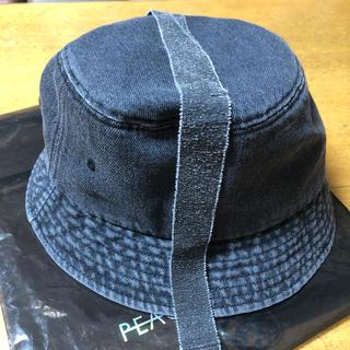 PEACEMINUSONE - peaceminusone denim bucket hat