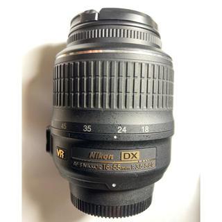 ニコン(Nikon)のニコン AF-S DX NIKKOR 18-55mm F3.5-5.6G VR (レンズ(ズーム))