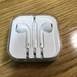 アイフォーン(iPhone)のiPhone イヤホン 新品 ②(その他)