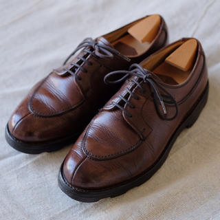 パラブーツ(Paraboot)のParaboot Avignon アヴィニョンUK4 ブラウン(ローファー/革靴)