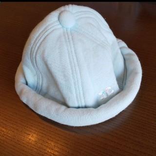 クレージュ(Courreges)のクレージュ ベビー帽子 サイズ48cm(帽子)