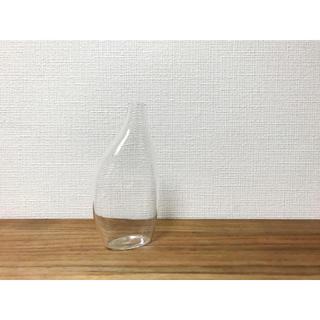ミナペルホネン(mina perhonen)の最終値下げ🍋北欧デザイナーの花瓶🍋新品 フラワーベース ガラス花瓶一輪挿し(花瓶)