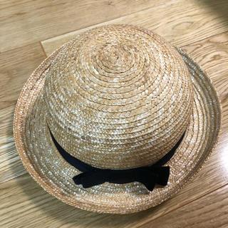 グリーンレーベルリラクシング(green label relaxing)の麦わら帽子 52 グリーンレイベルリラクシング (帽子)