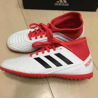 adidas - サッカー トレーニングシューズ21cm