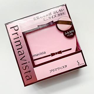 プリマヴィスタ(Primavista)の✴︎新品✴︎ プリマヴィスタ 化粧もち実感 おしろい ミニサイズ 4.8g(フェイスパウダー)