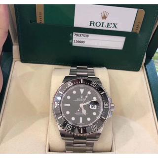 IWC - シードゥエラー 126600 腕時計