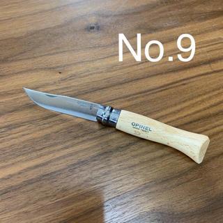 オピネル(OPINEL)の◇(オピネル)OPINEL ステンレススチールナイフ #9(調理器具)