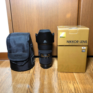 ニコン(Nikon)のAF-S NIKKOR 24-70mm f2.8E ED VR(レンズ(ズーム))
