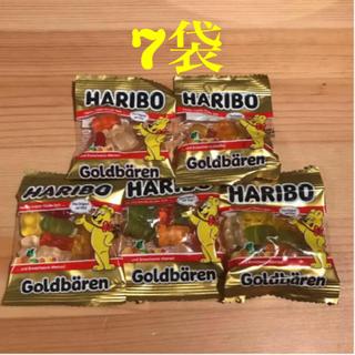 ゴールデンベア(Golden Bear)のハリボー ゴールデンベア お試しサイズ(菓子/デザート)