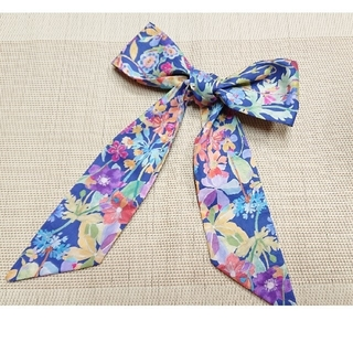 センスオブワンダー(sense of wonder)のLIBERTY☆プロポーザル リボンスカーフ(バンダナ/スカーフ)
