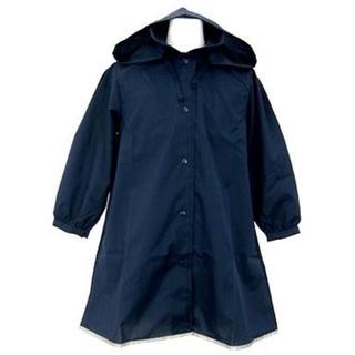 ハッピークローバー 濃紺レインコート