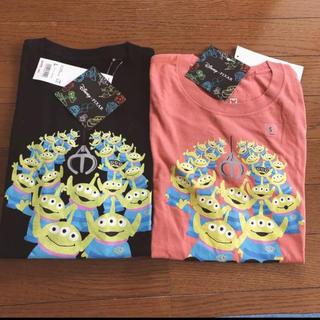 トイストーリー(トイ・ストーリー)の新品未使用!リトルグリーンメン Tシャツ(Tシャツ(半袖/袖なし))