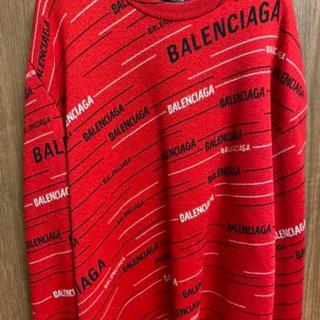 バレンシアガ(Balenciaga)のバレンシアガ ニット セーター BALENCIAGA(ニット/セーター)