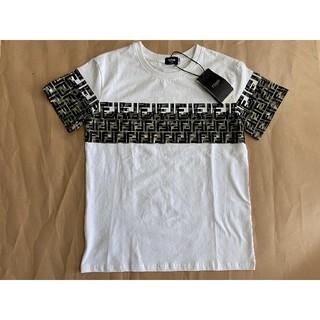 フェンディ(FENDI)のFENDIフェンディ Tシャツ メンズ L(Tシャツ/カットソー(半袖/袖なし))