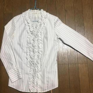 オリヒカ(ORIHICA)のORIHICA ストライプシャツ(シャツ/ブラウス(長袖/七分))