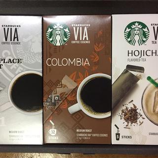 Starbucks Coffee - スターバックス スティックコーヒー