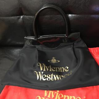ヴィヴィアンウエストウッド(Vivienne Westwood)のVivienne Westwood Red Label  保存袋ハンドバッグ (ハンドバッグ)