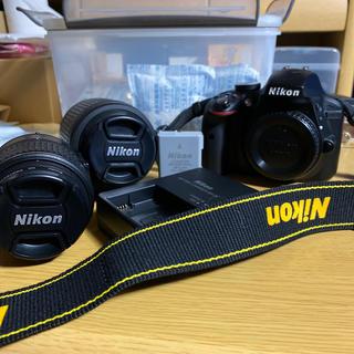ニコン(Nikon)のNikon D3300 一眼レフ(デジタル一眼)