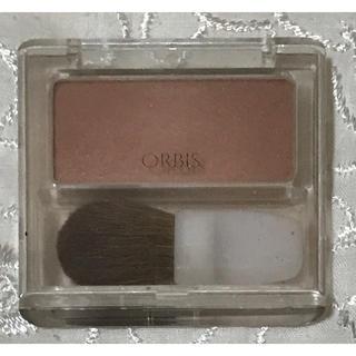 オルビス(ORBIS)の【送料無料】ORBIS オルビス チークカラー シナモン 品番:8299(チーク)
