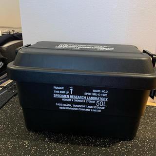 ネイバーフッド(NEIGHBORHOOD)のネイバーフット×SRL BOX 50L(ケース/ボックス)