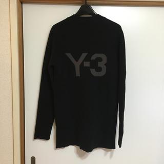 ワイスリー(Y-3)のY-3 ロゴ入りセーター(ニット/セーター)