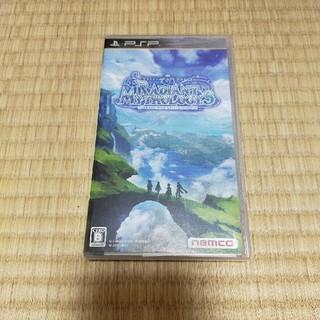 バンダイナムコエンターテインメント(BANDAI NAMCO Entertainment)のテイルズ オブ ザ ワールド レディアント マイソロジー3 PSP(携帯用ゲームソフト)