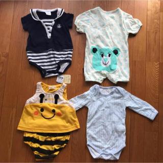 ANAP Kids - ベビー服 ロンパース まとめ売り 60 70