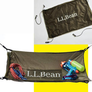 エルエルビーン(L.L.Bean)のfam付録 L.L.Bean バンジーシェルフ・バッグ(その他)