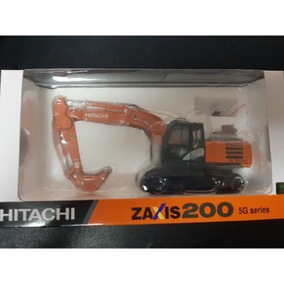 ヒタチ(日立)の模型 HITACHI ZAXIS 200 5Gシリーズ(模型/プラモデル)