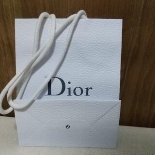 ディオール(Dior)のDior ディオール ショップ 紙袋 リボン付き(ショップ袋)