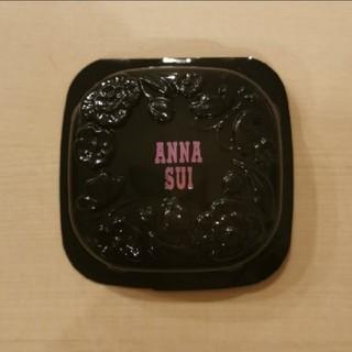 アナスイ(ANNA SUI)のANNA SUI アナ スイ マットパウダーファンデーション サンプル 1g(サンプル/トライアルキット)