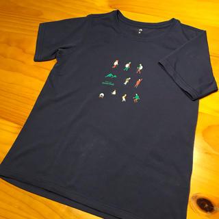 モンベル(mont bell)の★montbell★レディースTシャツ(登山用品)