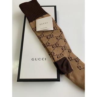 グッチ(Gucci)のグッチ ソックス 靴下 美品(ソックス)