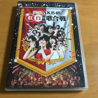 エーケービーフォーティーエイト(AKB48)の第3回 AKB48 紅白対抗歌合戦 Blu-ray(ミュージック)