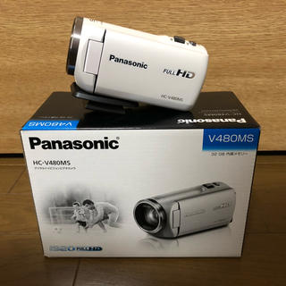 Panasonic - Panasonic ビデオカメラ