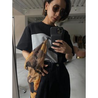 アメリヴィンテージ(Ameri VINTAGE)の【Ameri VINTAGE】THREE DIMENSIONAL ART TEE(Tシャツ(半袖/袖なし))